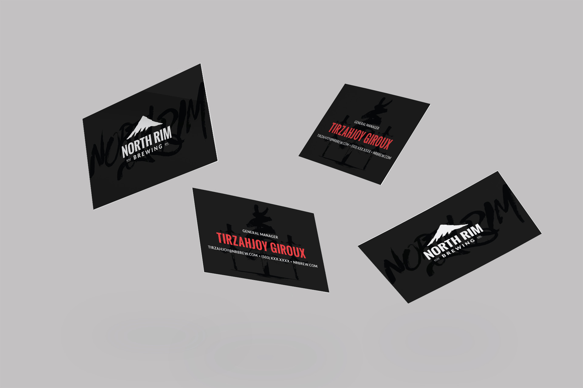 NR Business Cards
